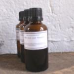 natuurlijke verzorgende olie voor de hond en dieren