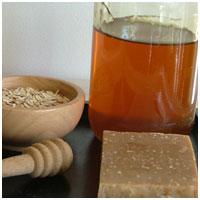 Melk Honing Zeep